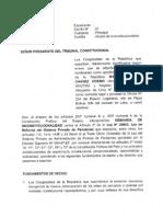 Accion de Inconstitucionalidad Afp