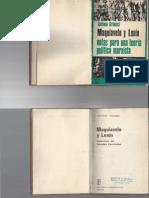 Gramcsi, Antonio '72 Maquiavelo y Lenin Pp.1-103