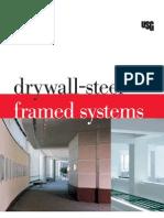 Drywall-steel Framed Systems