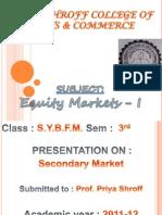 Secondary Market (2)