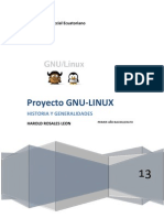 Proyecto GNU Linux