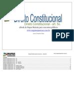 Mapa Mentais Direito Constitucional