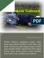Case report bedah_Fr Galeazzi.ppt