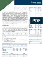Market Outlook, 04-07-2013
