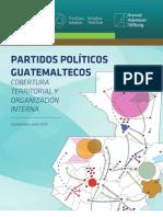 Partidos políticos guatemaltecos