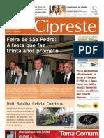 Cipreste 30, Jun 2013
