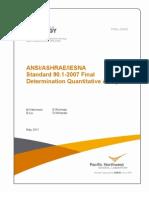 ASHRAE - Std 90.1 - 2007 Energy Standar for Buildings