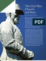 Civil War, Church, and State