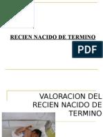 12-Valoracion Del Rn de Termino