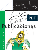 Catalogo Maiz