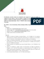 Biblio Camara Torres Vedras