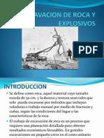 Excavacion de Roca y Explosivos