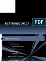 Aula 01 - Eletroquímica