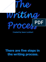 The Writing Process Approach