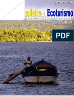 Revista Ecosturismo Maio 2010