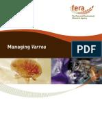 Managing Varroa