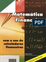 Matematica Financeira Sem o Uso de Calculadoras Financeiras