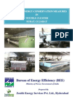 Textile Energy Efficiency Surat