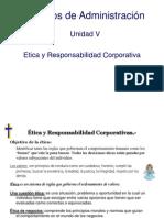 PrincipiosAdmCap5-Etica y Responsabilidad