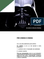 As Cores e a Luz No Cinema