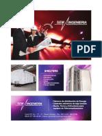 Portafolio Productos y Servicios Sem Ingenieria.