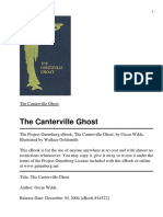 29239437 the Canterville Ghost