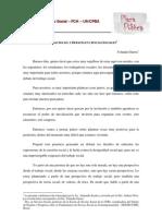 Yolanda Guerra. Trabajo Social y Debates en Ciencias Sociales