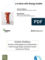 Energy Audits Handout