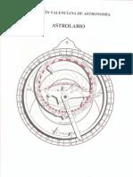 142030590 Funcionamiento de Un Astrolabio