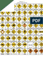 Manual Completo de Señales de transito en Colombia 2014 y Formas de Señalizaciones Viales (625 paginas a Color) Señales con sus codigos, SP, SR, SI U otros, imagenes calidad 10 de 10