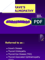 Grave's Ophtalmopathy