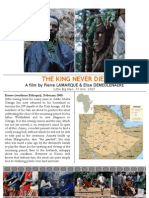 Ethiopa- King of Konso Tribe