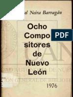 Compositores de Nuevo Leon