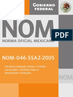 NORMA 046 SSA2 2005