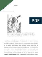 La Cosmovision Guarani, Girala Yampey