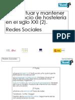 Redes Sociales FEHV