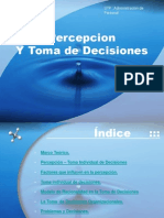 percepcionytomadedecisiones-130121171625-phpapp01.ppt
