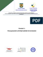 Modul 1 Management