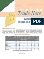 OTN - Private Sector Trade Note - Vol 3 2013
