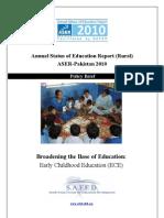 ECE ASER Policy Brief 2010