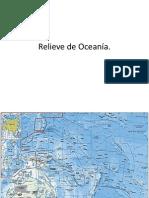 Relieve de Oceanía