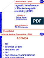 Electromagnetic Interference EMI Electromagnetic Compatibility EMC