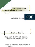 Direito Internacional Privado-Relacoes de Trabalho No Ambito Internacional