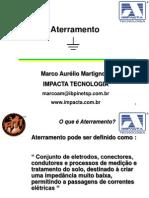 Aterramento BR ImpactaTecnologia