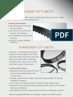 Gates PowerGrip_GT2GT3 Belts