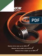 GAtes Predator Drive Belts System