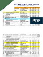 Publicaciones 2013- Cf-lima y Provincia Monto de 2000 Soles