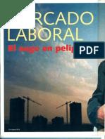 Mercado Laboral El Auge en Peligro