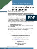 Relatorio Corpo Tecnico FMI STP 2012FEV