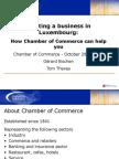 Starting a Business Presentation